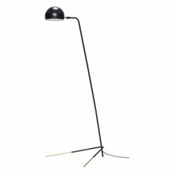 Hübsch BALL Lampa Podłogowa - Czarna