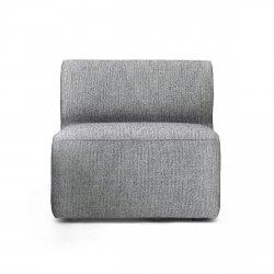 Menu EAVE Sofa Modułowa - Moduł Środkowy - Jasnoszary
