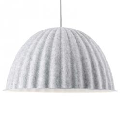 Muuto UNDER THE BELL Lampa Wisząca 55 cm Biały Melanż