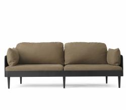 Menu SEPTEMBRE Sofa - Skóra Royal Nubuck Ecru 30253