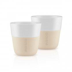 Eva Solo Filiżanka do Kawy Espresso 80 ml 2 Szt. Beżowa