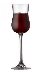 Lyngby Glass JUVEL Kieliszki do Wina Deserowego, Porto / Grappy 90 ml 6 Szt.