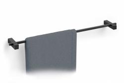 Zack CARVO Reling Łazienkowy na Ręczniki 65,8 cm Czarny