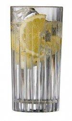 Lyngby Glass TIMELESS Kryształowe Szklanki Long Drink - Wysokie 440 ml 4 Szt.