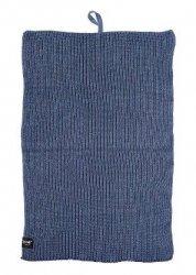 ZONE Denmark KITCHEN Ścierka - Ręcznik Kuchenny 50x38 cm Niebieski Denim