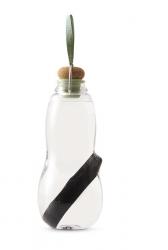 black+blum EAU GOOD Butelka na Wodę z Filtrem Węglowym - Oliwkowa