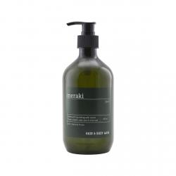 Meraki MEN Żel pod Prysznic do Mycia Ciała i Włosów dla Mężczyzn