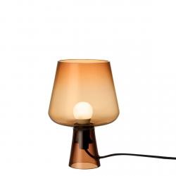 Iittala LEIMU Lampa Stołowa Szklana - Copper