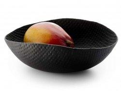 Philippi OUTBACK Miska Dekoracyjna 25 cm Czarna