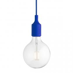 Muuto E27 Lampa Żarówka LED - Niebieska