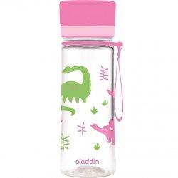 Aladdin AVEO Butelka do Wody 0,35 l Różowa KIDS