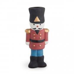Kähler CHRISTMAS Figurka Świąteczna - Świecznik Żołnierz