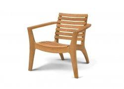 Skagerak REGATTA Krzesło Ogrodowe - Fotel Lounge