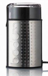 Bodum BISTRO Elektryczny Młynek do Kawy - Srebrny