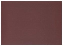 ZONE Denmark LINO Podkładka z Linoleum pod Naczynia - Bordowa