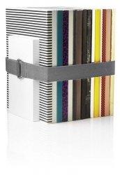 Menu BOOK BINDER S - Uchwyt - Podpórka na Książki - Biały