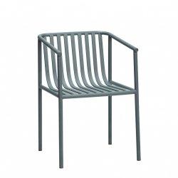 Hübsch OUTDOOR Krzesło Ogrodowe - Szare