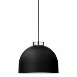 Aytm LUCEO Lampa Wisząca Okrągła 45 cm Czarna