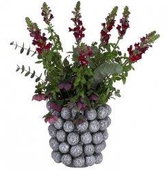 A Simple Mess FORST Wazon do Kwiatów - Szary