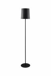 House Doctor NOIDA Lampa Stojąca Podłogowa - Czarna Matowa