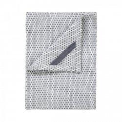 Blomus RIDGE Ścierka - Ręcznik Kuchenny 2 Szt. Lilly White/Gunmetal
