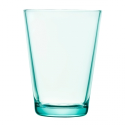 Iittala KARTIO Szklanki 400 ml 2 Szt. - Water Green