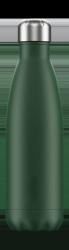 Chilly's MATTE Stalowa Butelka Termiczna 500 ml Zielona