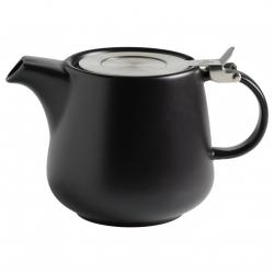 Maxwell Williams TINT Dzbanek do Herbaty z Zaparzaczem 600 ml Czarny