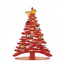 Alessi CHRISTMAS Choinka Dekoracyjna 30 cm Czerwona