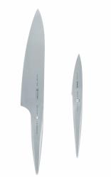 Chroma TYPE 301 Nóż Kucharza, Nóż do Obierania - Zestaw 2 Noży