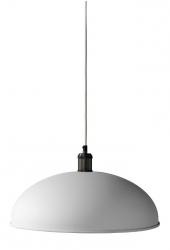Menu HUBERT Lampa Wisząca 45 cm Szara