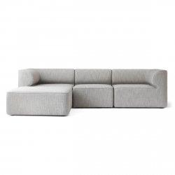 Menu EAVE Sofa Modułowa 3+1 Jasnoszara