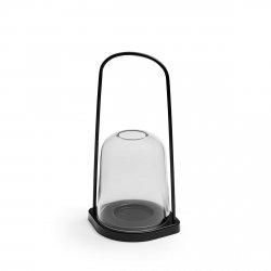 Skagerak BELL Świecznik - Lampion 36 cm Antracytowy