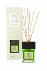 Lacrosse Dyfuzor Zapachowy z Patyczkami - Zapach Zielona Herbata & Limonka 100 ml