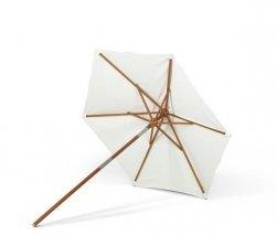 Skagerak MESSINA Parasol Ogrodowy 210 cm - Drewno Meranti