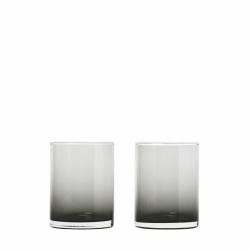 Blomus MERA Szklanki do Wody 2 szt. 220 ml Szare