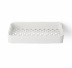 Menu BATH Półka Prysznicowa Ścienna - Biała