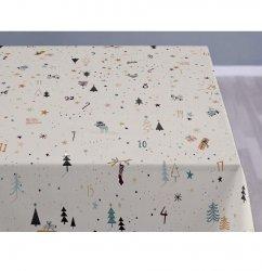 Sodahl CHRISTMAS DECEMBER Obrus Świąteczny na Stół 220x140 cm
