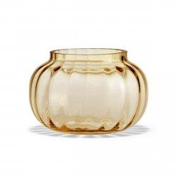 Holmegaard PRIMULA Świecznik Tealight - Amber