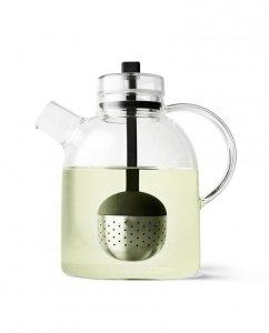 Menu NEW NORM Dzbanek Szklany do Herbaty z Zaparzaczem