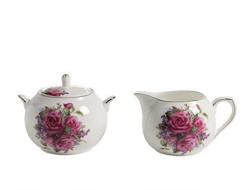 Royal Old England Cukiernica Mlecznik Liliowa Róża