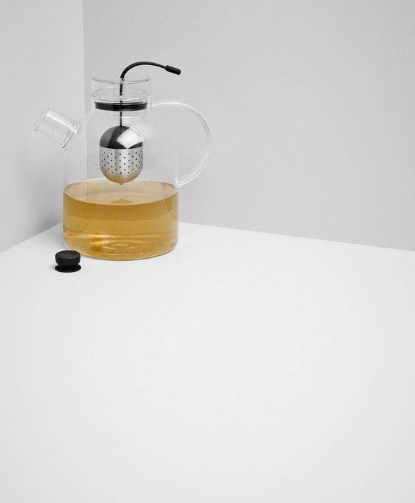 Menu NEW NORM Dzbanek do Herbaty z Podgrzewaczem