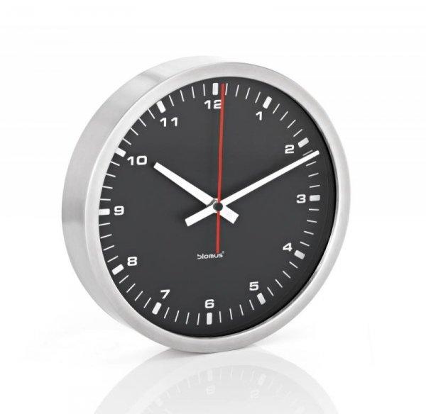Blomus ERA Zegar Ścienny 30 cm - Czarny