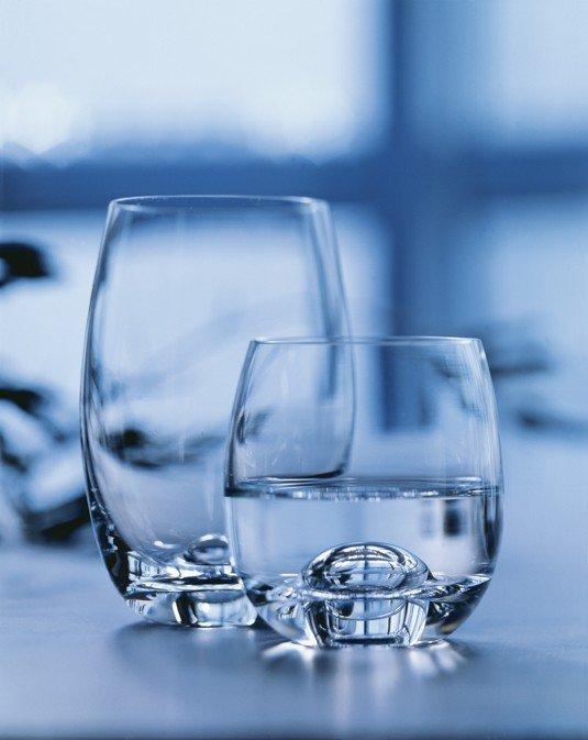 Holmegaard Fontaine - Szklanka Niska do Whisky 12 cl