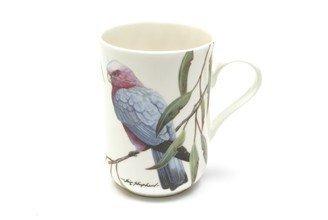 Birds of Australia - Kubek Kakadu Różowo Szara