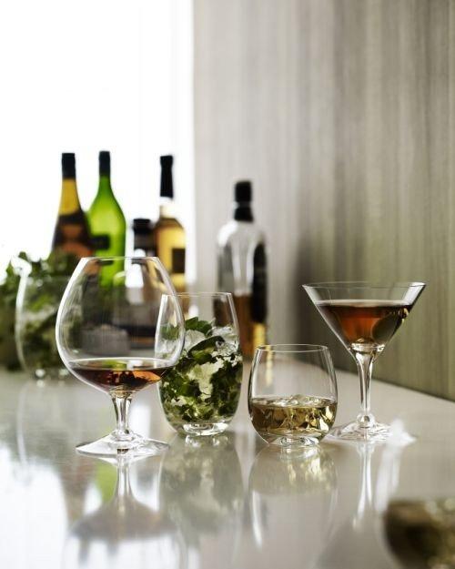 Holmegaard FONTAINE Szklanka do Wody 240 ml