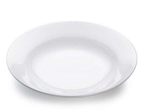 White Basics - Talerz Głęboki Pasta Bistro Rim 30 cm