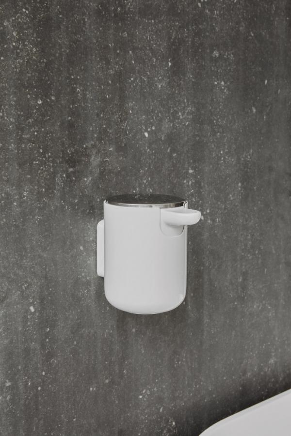 Menu BATH Ścienny Dozownik do Mydła - Biały