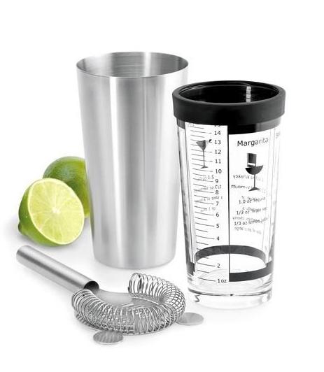 Blomus LOUNGE Zestaw Barmański - Shaker + Akcesoria do Drinków