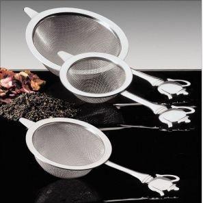 Küchenprofi - Zestaw Trzech Sitek do Zaparzania Herbaty